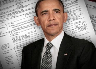 President Barack Obama made $608,611 in 2012, down more than 20 percent from 2011