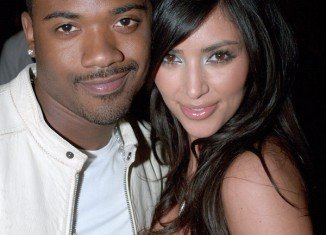 Ray J and Kim Kardashian dated for five years before breaking up in 2007