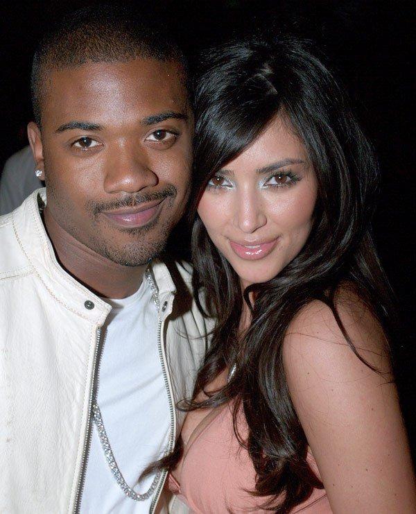 Kim kardashian ray jay video