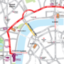 Margaret Thatcher's funeral route: road closures, bus diversions and travel changes