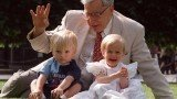 Robert Edwards was knighted in 2011, five decades after he began experimenting with IVF