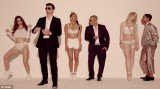 Robin Thicke's music video for Blurred Lines has been branded too hot for YouTube and has been banned from the website