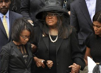 Roger Ebert's widow, Chaz