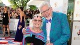Rolf Harris' wife, Alwen Hughes, has spoken of the entertainer's torment at his arrest for alleged sexual offences in Operation Yewtree