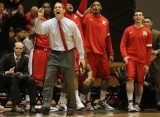 Rutgers University has sacked head basketball coach Mike Rice over footage of him physically abusing players and screaming homophobic slurs