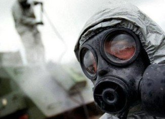 Sarin is an extremely toxic substance that disrupts the nervous system, overstimulating muscles and vital organs