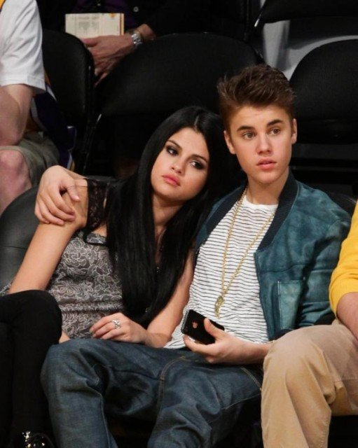 Selena Gomez and Justin Bieber were reportedly spotted kissing in Oslo, Norway