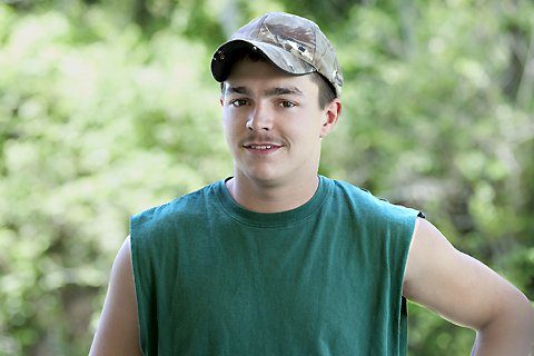 Shain Gandee has been found dead in a vehicle in Sissonville, West Virginia, on Monday