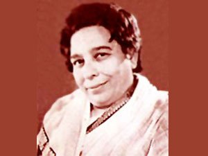 Shamshad Begum was one of the earliest singers in Bollywood
