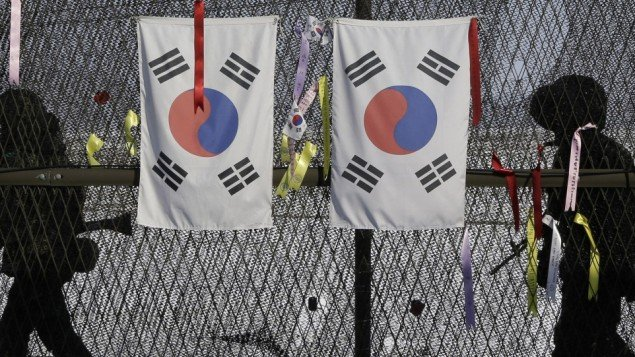 "South Korea has pledged a ""strong response"" to North Korea's aggressions, amid high tensions on the peninsula"