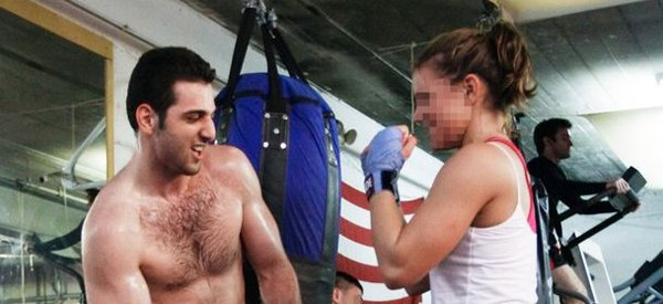 Tamerlan Tsarnaev and his ex girlfriend Nadine Ascencao photo