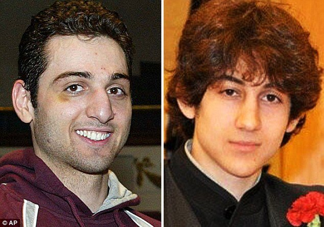 Tamerlan Tsarnaev was wounded but alive following a police gun battle when his brother Dzhokhar Tsarnaev ran him over with a car, possibly causing his death