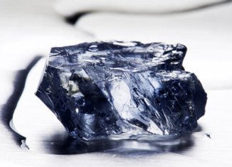The 25.5-carat blue diamond was recovered by Petra Diamonds at its Cullinan mine in South Africa
