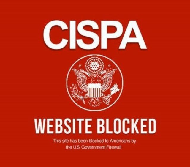 The controversial CISPA has been passed by the US House of Representatives