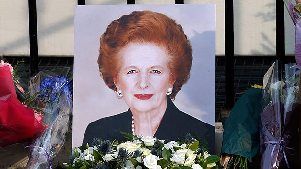 The guest list for the funeral ceremony has been decided by Margaret Thatcher's family and representatives, along with the government and the Conservative Party