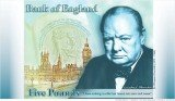 Winston Churchill will feature on the new design of the £5 banknote which will enter circulation in 2016