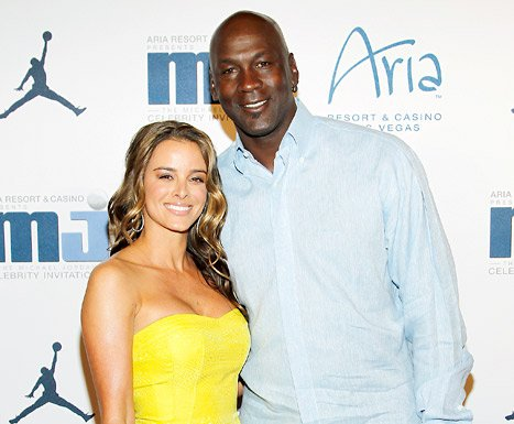 Yvette Prieto Michael Jordan's new wife is a Cuban American model who has posed for famous designers such as Alexander Wang photo