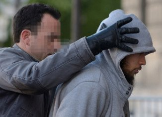 A 22-year-old man has been arrested in France in connection with a knife attack on soldier Cedric Cordier near Paris on Saturday