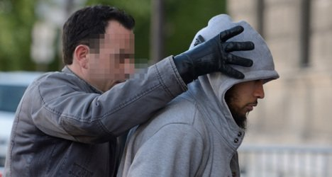 A 22 year old man has been arrested in France in connection with a knife attack on soldier Cedric Cordier near Paris on Saturday photo
