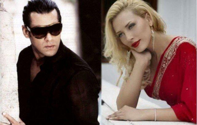 A rumor doing the rounds these days links Bollywood superstar Salman Khan to Romanian TV presenter Iulia Vantur