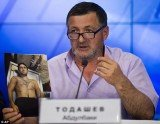 Abdul-Baki Todashev, father of Ibragim Todashev, revealed the extent of his son's injuries