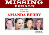 Amanda Berry disappeared in 2003 aged 16