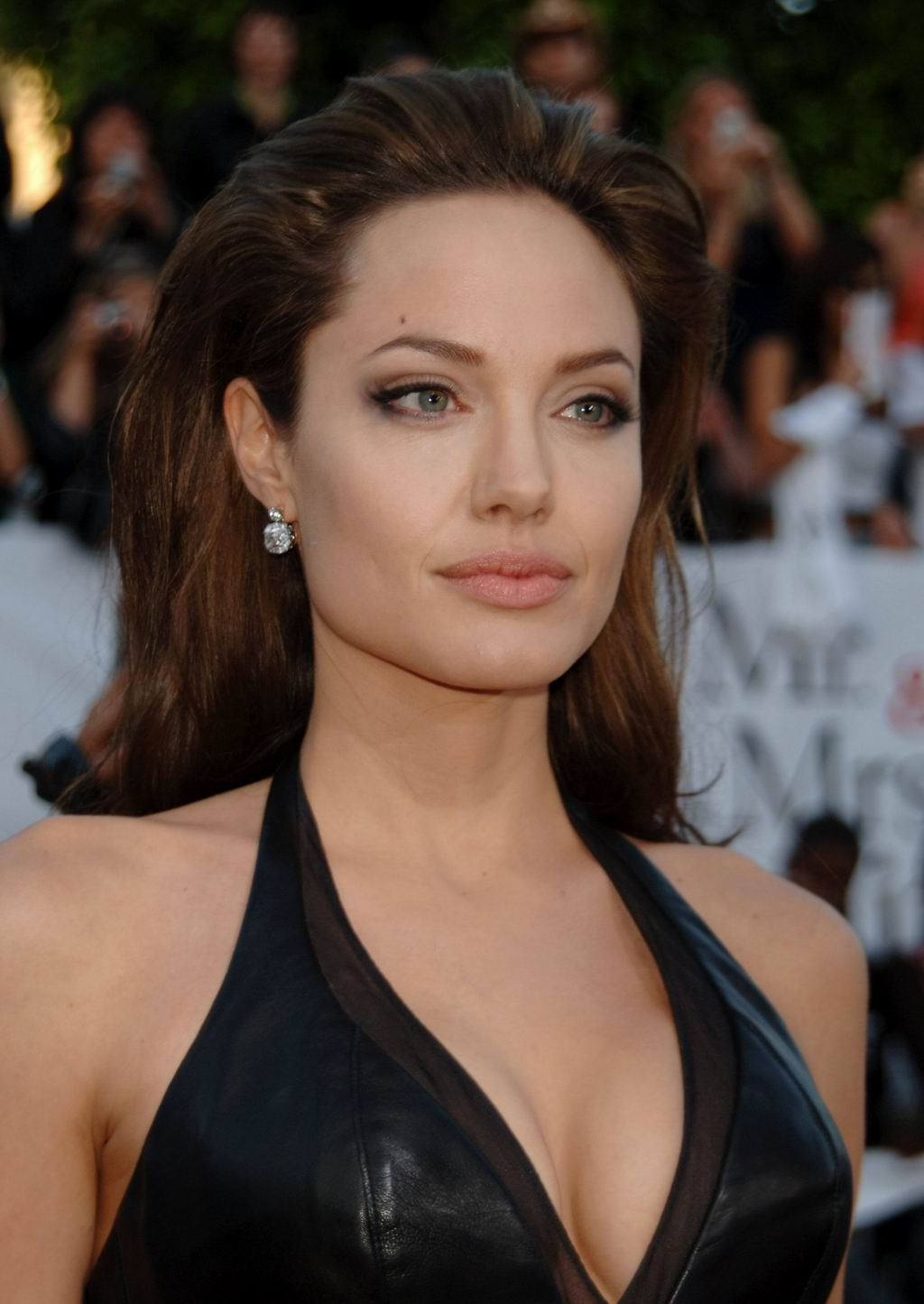 jolie breasts Angelina
