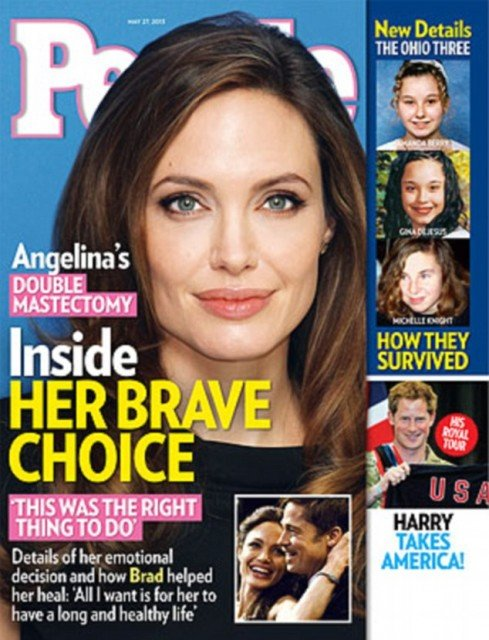 Angelina Jolie is now planning to have her ovaries removed, following a double mastectomy after discovering she's a carrier of the BRCA1 gene