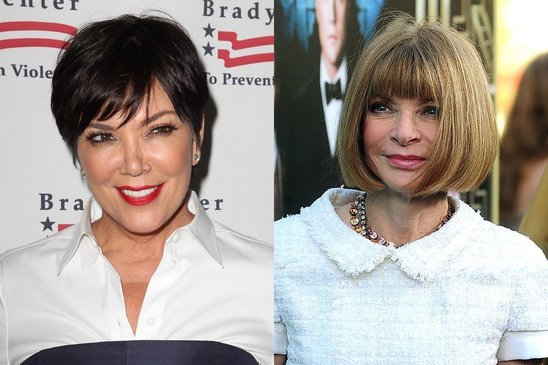 Anna Wintour may have accepted Kim Kardashian to the Met Gala last week, but she apparently banned Kris Jenner from attending as well