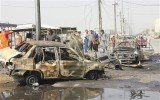 At least 54 people have been killed and many others injured in a series of car bomb attacks in Iraqi cities Baghdad, Basra and Samarra