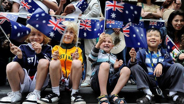 Australia has been ranked as the worlds happiest country among developed economies for the third year running photo