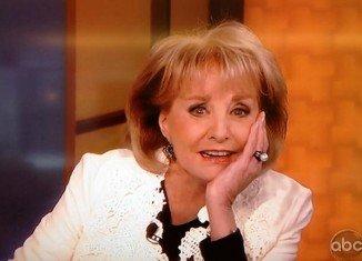 Barbara Walters has announced she will retire in 2014