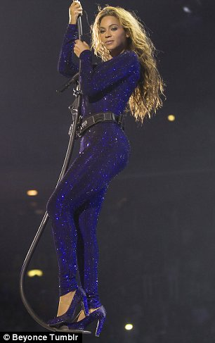 Beyoncé is said to have a list of specific requirements for every venue on her Mrs. Carter world tour