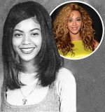 Beyonce's newly unearthed High School photos