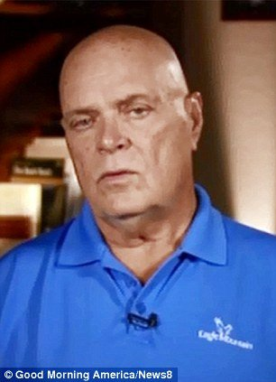 Bill Zervakos the jury foreman in the Jodi Arias murder trial says he believed she was mentally abused by Travis Alexander photo
