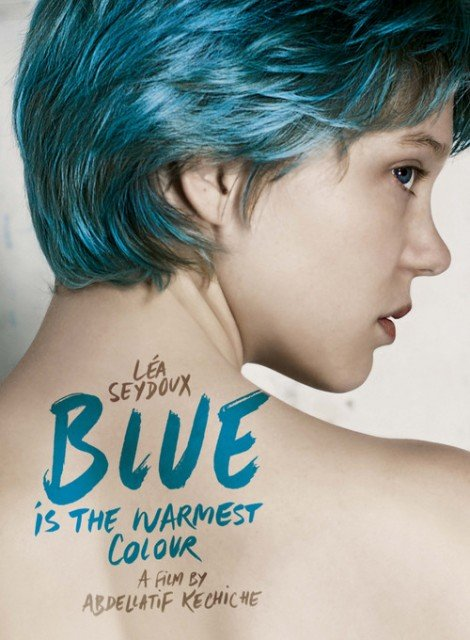 Blue is the Warmest Colour directed by Abdellatif Kechiche is tipped to win Cannes' Palme d'Or prize