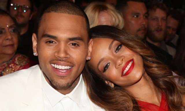 Chris Brown has confirmed he and Rihanna are taking a break from one another after she was absent from his birthday celebrations all weekend