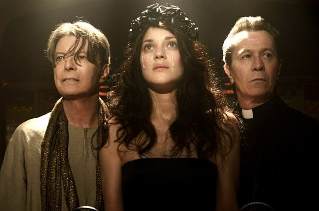 David Bowie's The Next Day video, which stars Gary Oldman and Marion Cotillard, features heavy religious imagery