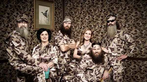 Duck Dynasty Season 4 is scheduled to air late in 2013 photo