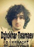 Facebook group Dzhokhar Tsarnaev is innocent sprung up shortly after the bombings and has more than 8,000 followers