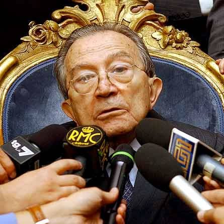 Former Italian PM Giulio Andreotti, one of the most prominent political figures of post-war Italy, has died aged 94
