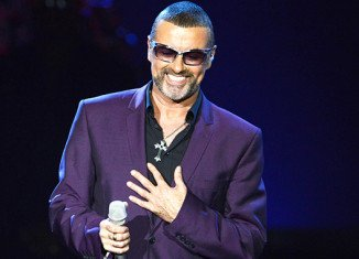 George Michael has been airlifted to hospital with a head injury following a crash on the M1 motorway