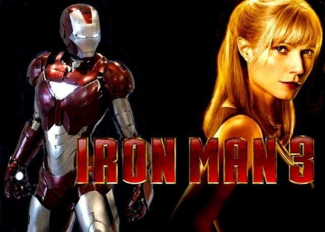 Iron Man 3 has become the fifth top-grossing film of all time