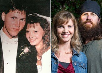 Jase Robertson without beard