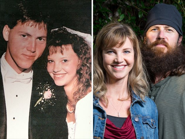Jase Robertson without beard photo