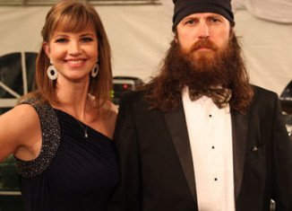 Jase and Missy Robertson