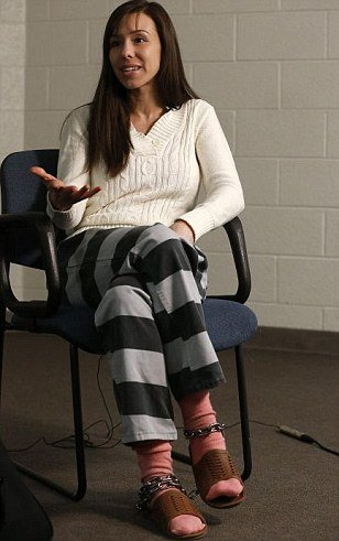 Jodi Arias gave a surprise jailhouse interview just hours after a jury began deliberating her fate