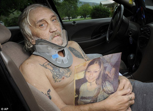 Johnny Berry, Amanda Berry's father, has revealed how his daughter is struggling to recover after ten years in captivity in Cleveland