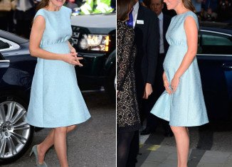 Kate Middleton official due date is July 13.