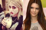 Kendall Jenner has hit back after Frances Bean Cobain branded her an idiot